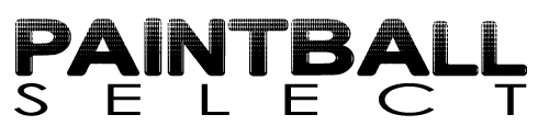 Logo Paintball Select fond blanc